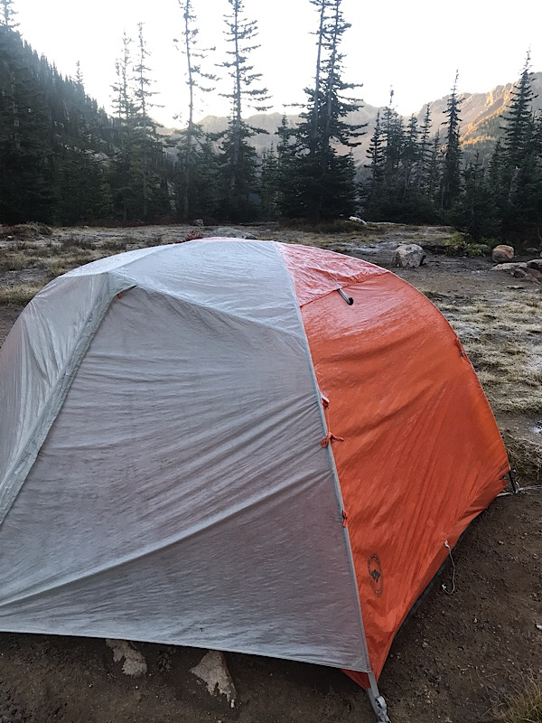 Icy Tent