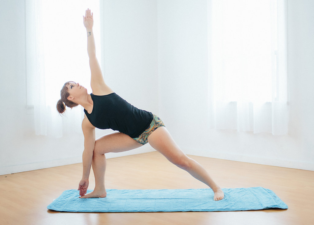 Triangle Posture