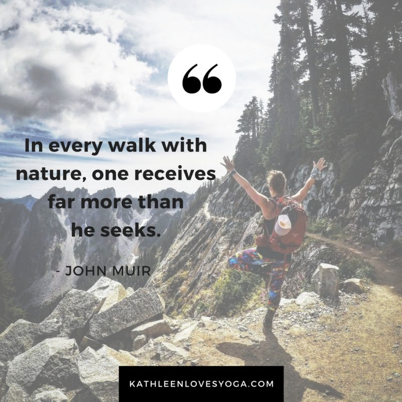 Every Walk With Nature