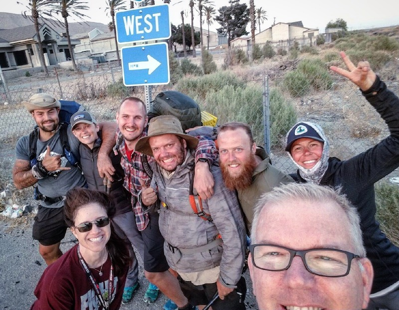 Hitchhike to Cabazon
