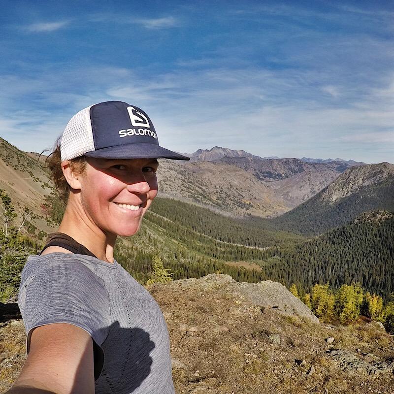 On Top of Ridge Line
