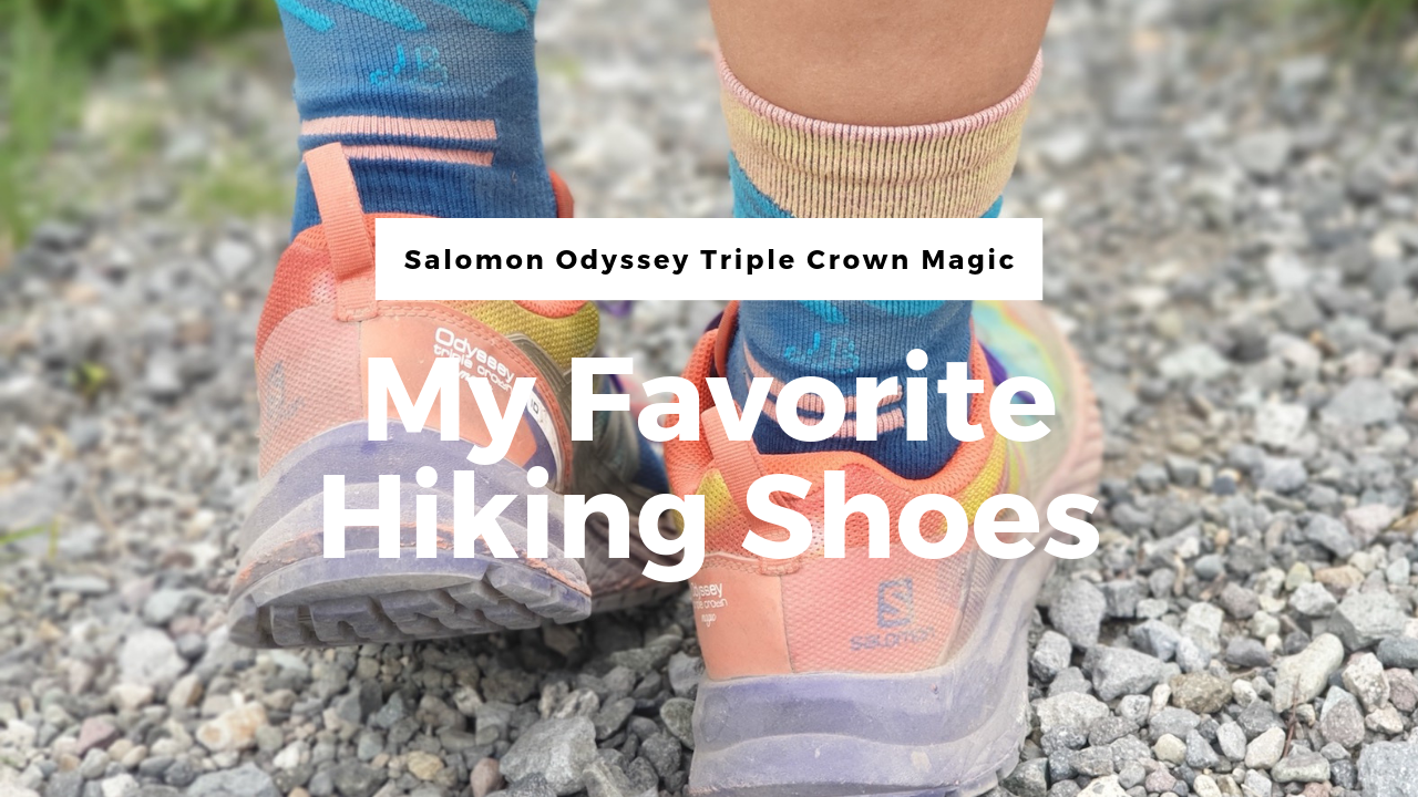 YouTube Thumbnail_Salomon Odyssey Triple Crown Magic